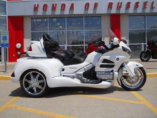 Honda  Gold Wing Honda GOLDWING Trike GL 1800 Roadsmith Trike $2,000