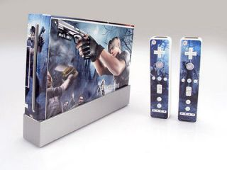 Resident Evil 4 SKIN Protector case for Nintendo Wii Console Remote