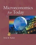 Microeconomics for Today by Irvin B. Tucker 2010, Paperback
