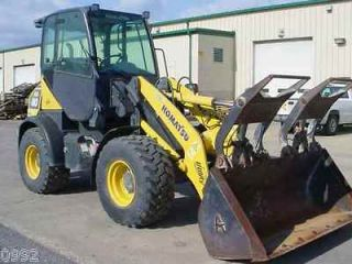 heavy equipment in Wheel Loaders