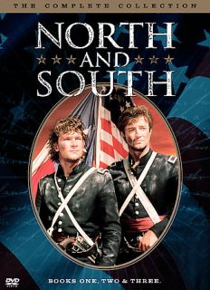 North and South   The Complete Collection DVD, 5 Disc Set