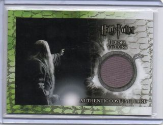 HARRY POTTER HEROES & VILLAINS ALBUS DUMBLEDORE COSTUME C8 057/280
