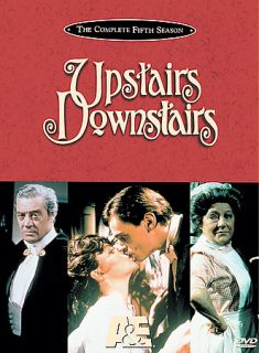 Upstairs Downstairs   The Fifth Season Collectors Set DVD, 2002, 4