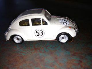 4391 HO VW Beetle 1200 Herbie the Love Bug #53 White / Red / Blue