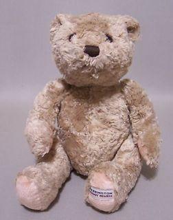 Herrington Teddy Bears Tan Old Fashioned Plush Bear 2003 The
