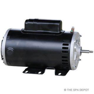 Emerson t55mwcce 1208 hot tub pump 2 5 hp 60hz 230v new for Hot tub pump motor