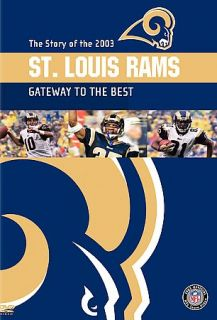 NFL Team Highlights 2003 4   The St. Louis Rams DVD, 2004