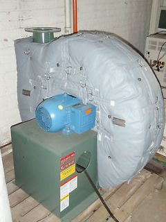 high pressure blower in HVAC