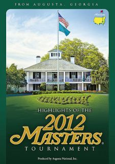 Highlights of the 2012 Masters Tournament DVD, 2012