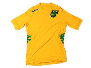 Kappa Jamaica 2012/13 S/S Home Replica Football Shirt