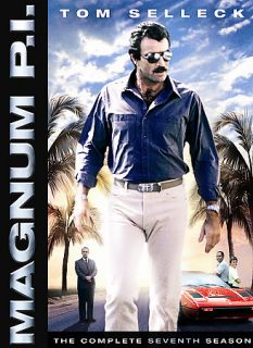 Magnum P.I.   The Complete Seventh Season DVD, 2007, 5 Disc Set