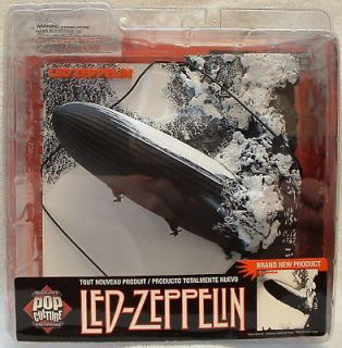 MCFARLANE TOYS POP CULTURE MASTERWORKS LED ZEPPELIN 3D ALBUM COVER