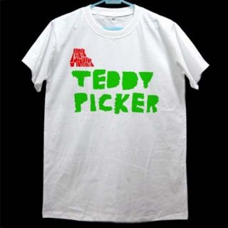 Arctic Monkeys TEDDY PICKER Indie Rock T shirt Size XL