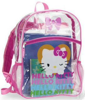 hello kitty bookbag in Clothing,
