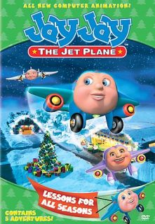 Jay Jay the Jet Plane   Lessons for All Seasons DVD, 2002
