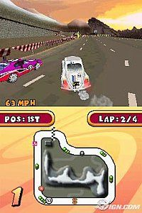 Herbie Rescue Rally Nintendo DS, 2007