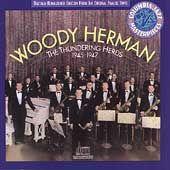 Thundering Herds 1945 1947 by Woody Herman CD, Feb 1988, Legacy