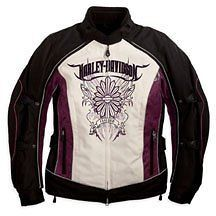 Harley Davidson Women's Switchback Jacket. Water resistant (small