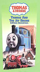 Thomas Friends   Thomas and the Jet Engine VHS, 2004