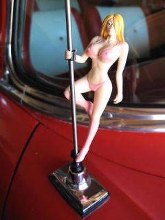 Car Truck Golf Cart Antenna Topper Pole Dancer Sexy Jenna Doll