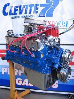 FORD 302 / 320 HP HIGH PERF TURN KEY CRATE ENGINE