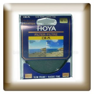 Genuine Hoya 52mm Digital Slim Circular Polarizing CPL CIR PL Filter