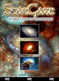 StarGaze Hubbles View of the Universe DVD, 2000