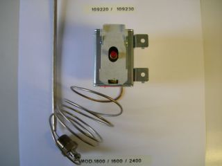 FITS BROASTER PRESSURE FRYER,HENNY PENNY,PITCO HI LIMIT CONTROL 1800