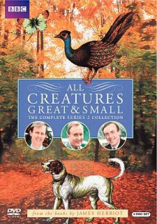All Creatures Great and Small   Series Two Set DVD, 2010, 4 Disc Set