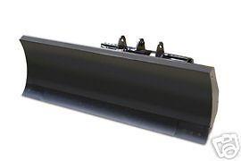 78 6 way dozer blade plow skid steer bobcat attachment