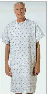 NEW HOSPITAL PATIENT GOWN MEDICAL EXAM GOWN ECONOMY