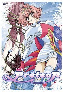 Pretear   The Complete Collection DVD, 2008, 3 Disc Set