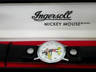 vintage mickey mouse watch in Jewelry & Watches