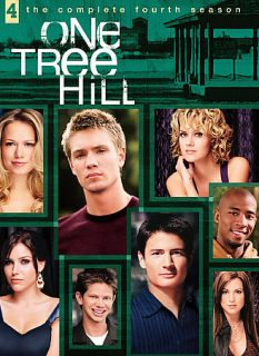 One Tree Hill The Complete Fourth Season DVD, 2007, 6 Disc Set