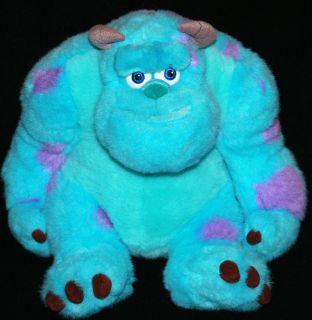 Monsters Inc. Sulley Large Stuffed Plush 12 James P Sullivan LNC