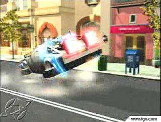 Universal Studios Theme Park Adventure Nintendo GameCube, 2001