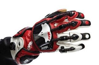 knox armor handroid racing motorcycle glove red more options sizes