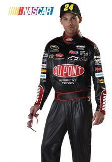 Adult Mens Jeff Gordon Nascar Racecar Driver Halloween Costume