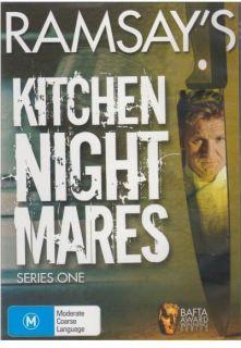 Kitchen Nightmares Series  Dvd
