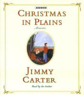 Christmas in Plains Memories by Jimmy Carter 2001, CD, Abridged