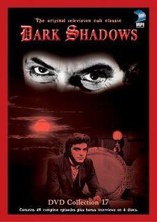 Dark Shadows   Collection 17 DVD, 2005, 4 Disc Set