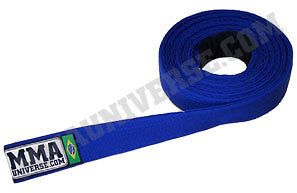 MMA Universe BJJ Belt   Blue   [MMA UFC GI Brazilian Jiu Jitsu Kimono]