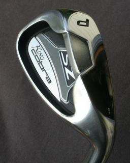 King Cobra SZ Pitching P Wedge Original NS Pro Regular Flex Steel
