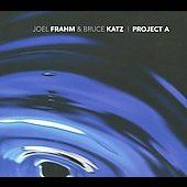 Project A Digipak by Joel Frahm CD, Aug 2009, Anzic Records