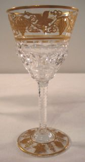 val st lambert crystal pampre d or grapes white wine