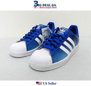 Adidas Originals Superstar II Mens Sneakers G20236 Different Sizes