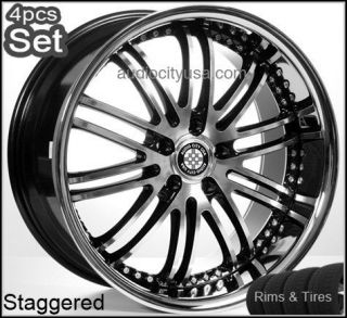 22inch X23 BM for Mercedes Benz Wheels and Tires C,CL,S,E,S550,ML