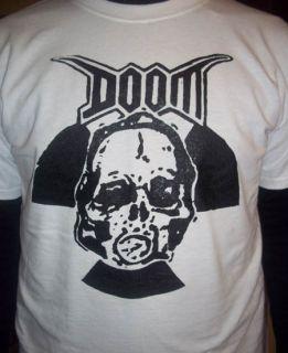 DOOM shirt,septic death,final conflict,govt. warning