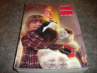 JC Penney 2002 Wish Book / Christmas Catalog