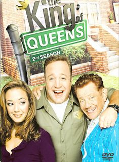 The King of Queens   Season 2 DVD, 2004, 3 Disc Set